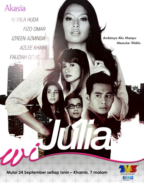 JULIA SLOT AKASIA TV3
