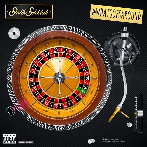 Statik Selektah – What Goes Around – 3 Pre-order Singles (2014) [iTunes Plus AAC M4A]