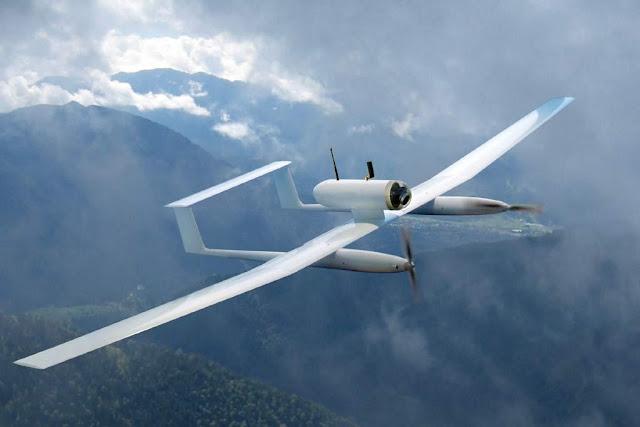 Tracker UAV