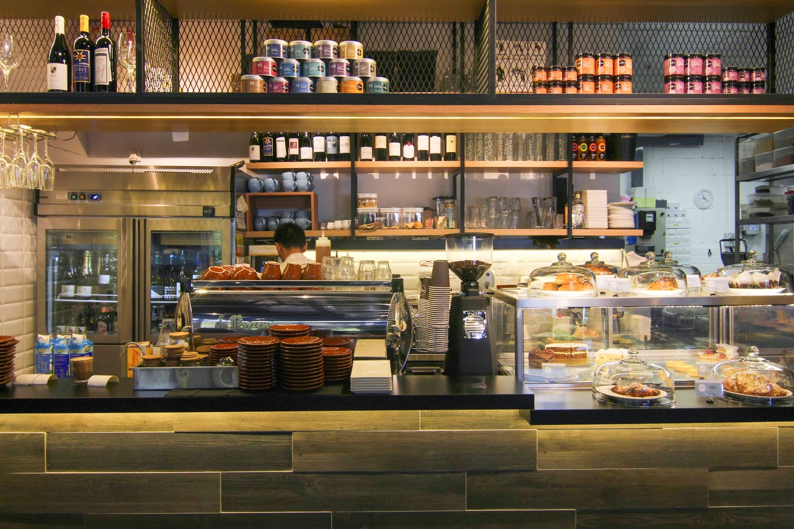 The Providore Cafe review