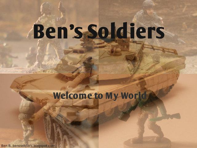 BEN'S SOLDIERS