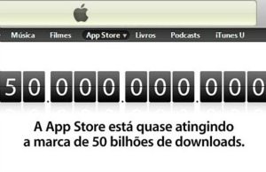 app-store-50-bilhoes de downloads