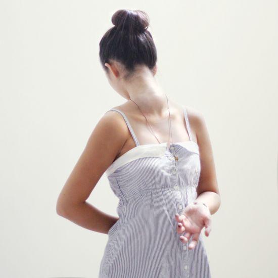 Kylie Woon fotografia photoshop surreal solidão melancolia Ao contrário
