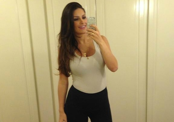 Natália Guimarães perdeu dezoito quilos após gravidez gemelar