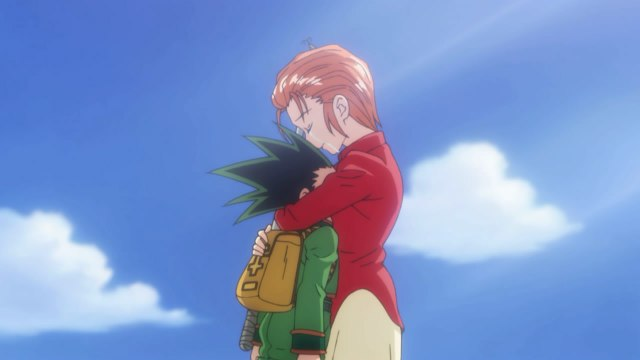 episódio 13 hunter x hunter