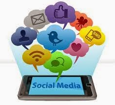 smartphone and social media marketing