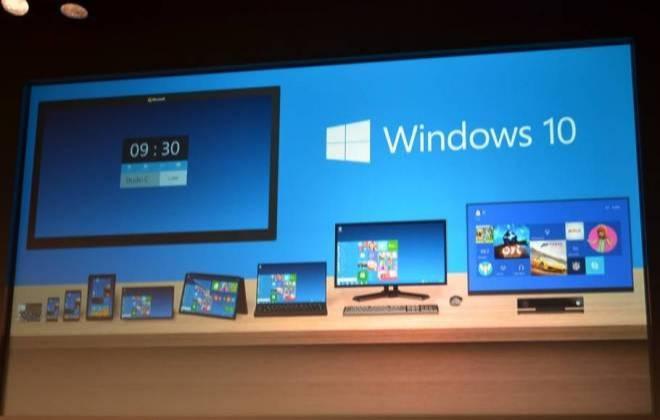 apresentação windows 10