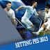 Cara Memperbaiki Kostum Warna Biru Pada PES 2013