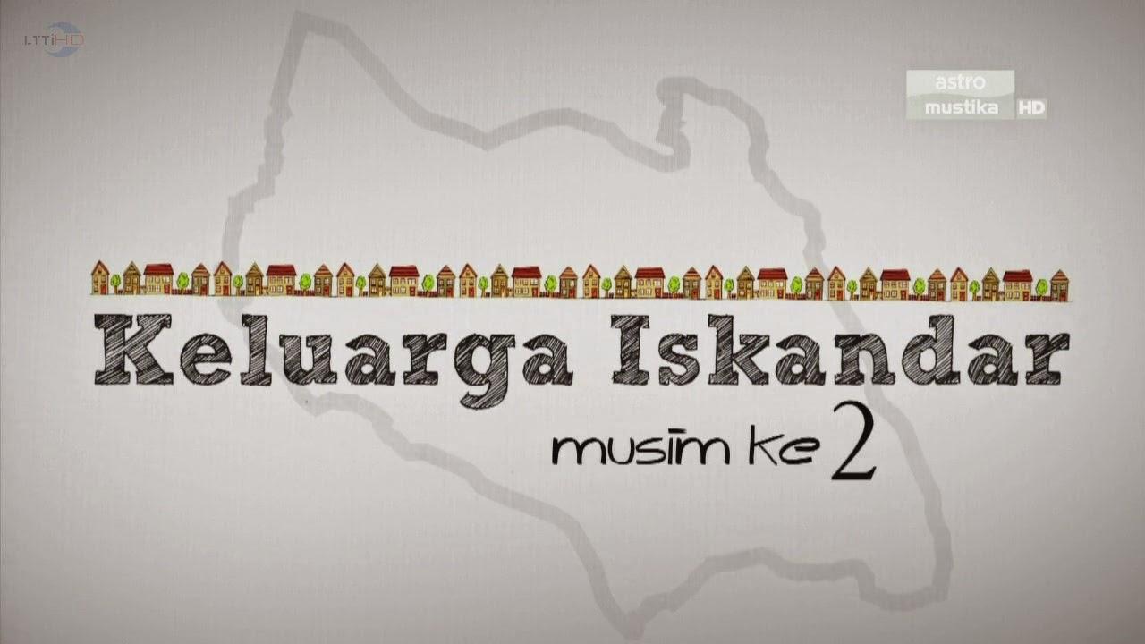 Keluarga Iskandar 2 (2014) Episod 5