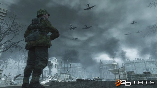 Call of Duty World at War PC Full Español Descargar 2 DVD5