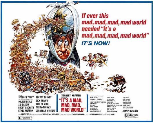 nuncalosabre. Television and Film Art - Jack Davis