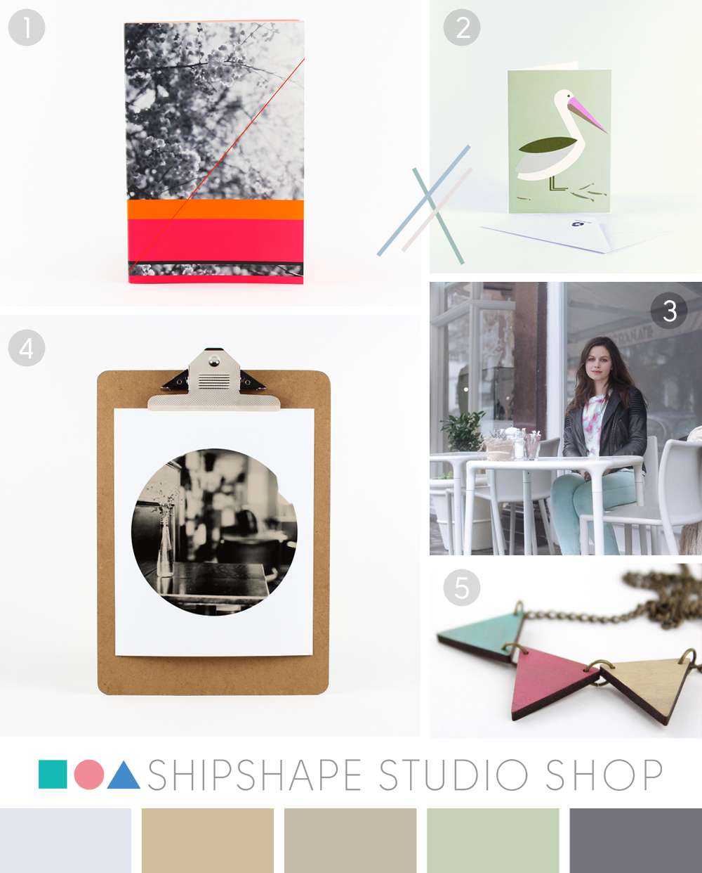 Shipshape Studio shop // neutrals