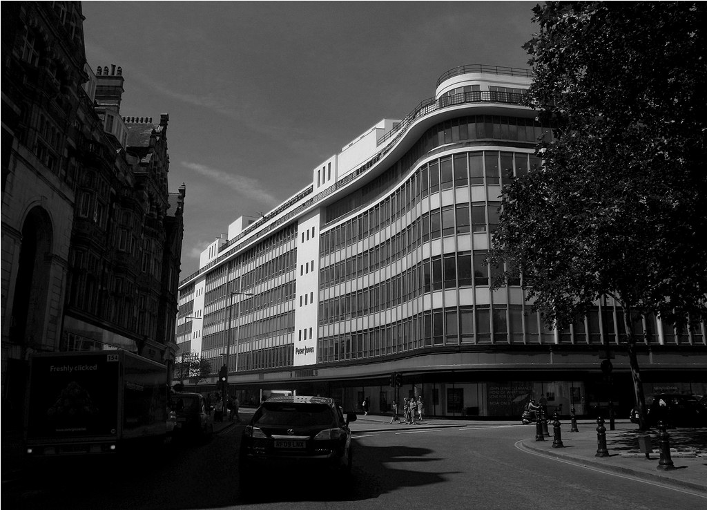 el imperio moderno: peter jones building