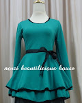 NBB0031 HONEY PEPLUM