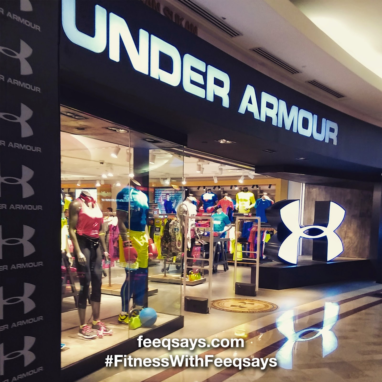 Under Armour Clearance Store
