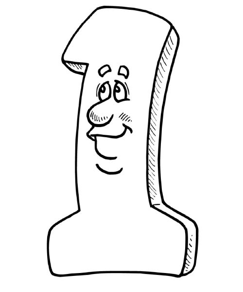 number coloring pages, free coloring pages title=