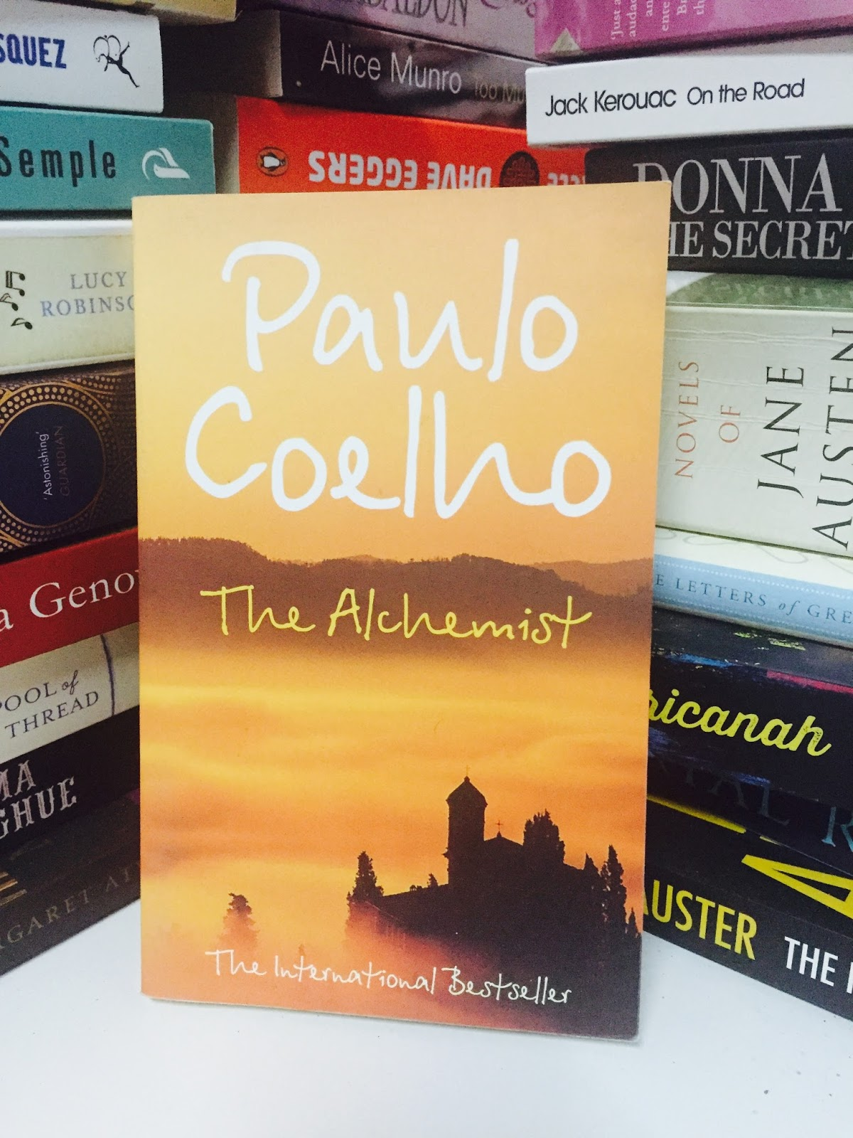 saying it out loud book review the alchemist by paulo coelho book review 17 the alchemist by paulo coelho