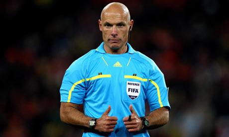 Who Refereed The 2010 Fifa
