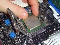 cara memasang prosesor