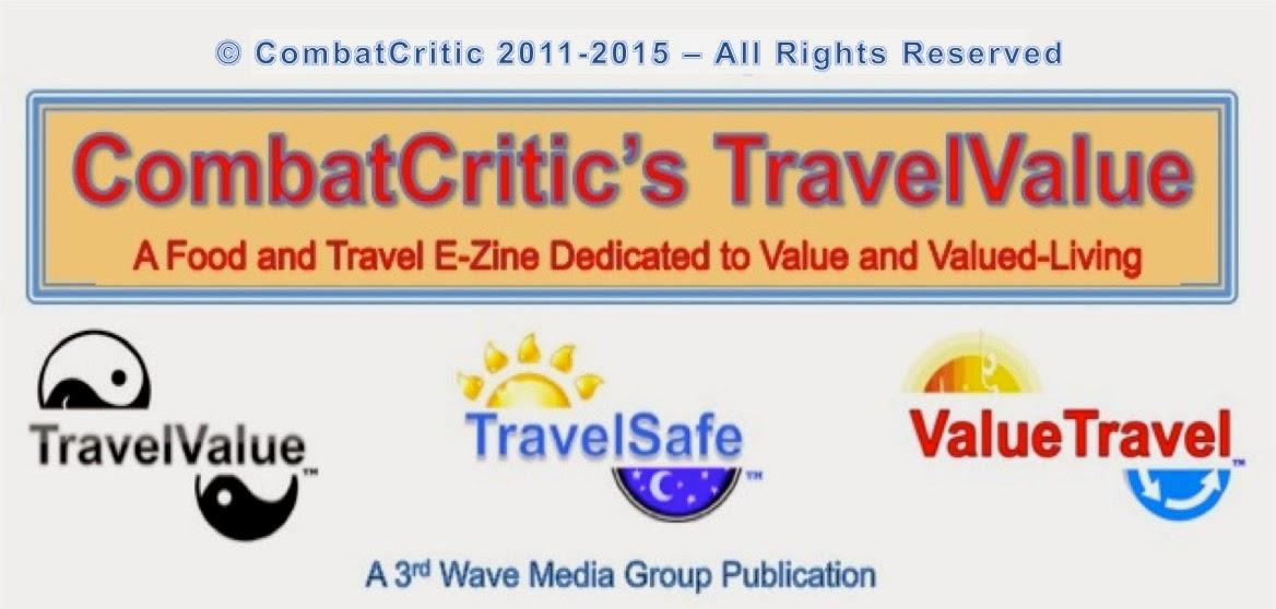 CombatCritic's Travel Value Ezine