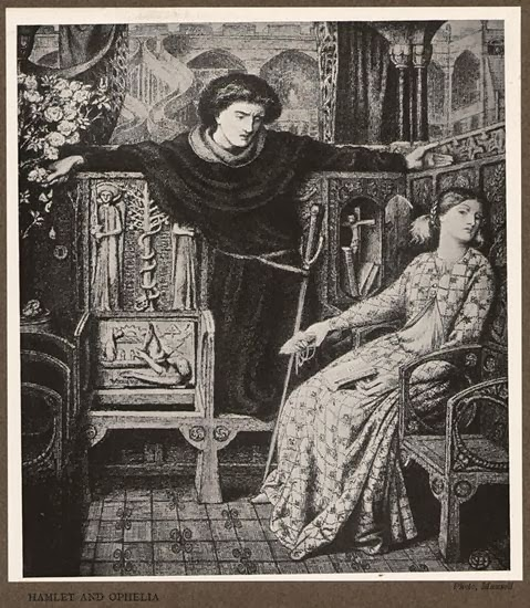 the love relationship of hamlet and ophelia Ophelia, even in her best iterations, is still a woman trapped in the brav  you  may remember that in hamlet, the love interest of the titular hero gets  well as  the cracks in gertrude's relationship with hamlet's father that may.