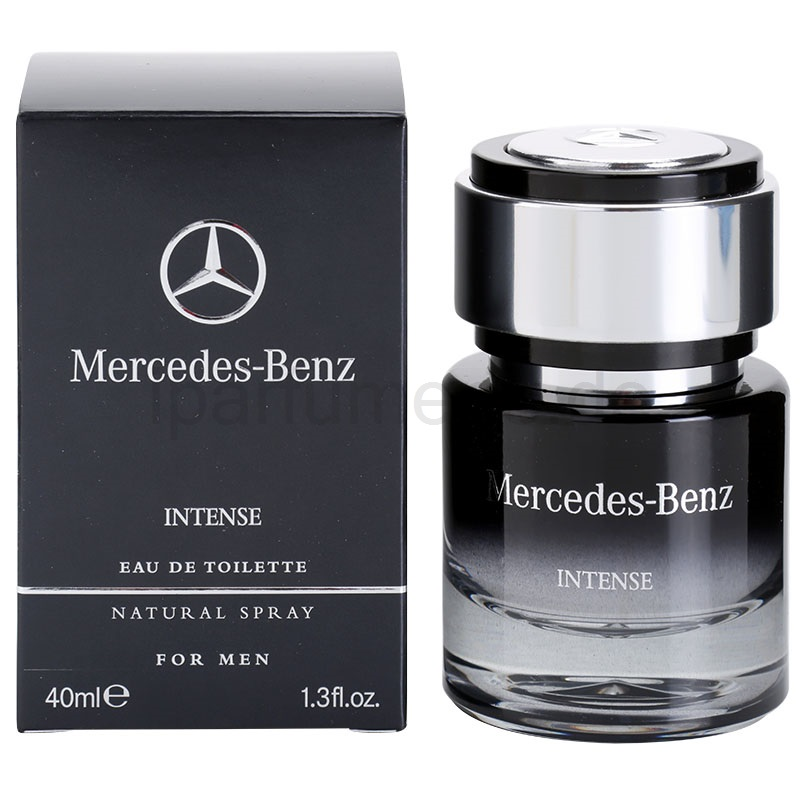 Mercedes benz intense 40ml magically hijab by lovelylune for Mercedes benz cologne review