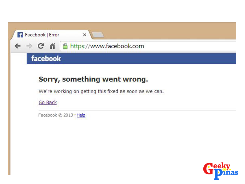 Facebook Experiences Worldwide Downtime