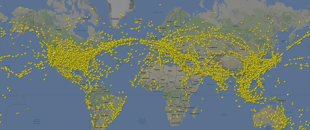Χάρτης Αεροπλάνων