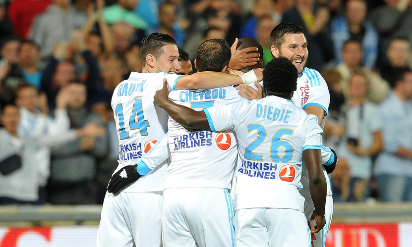 Pronos Foot Marseille