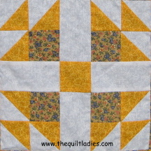 Spring Quilt pattern tutorial