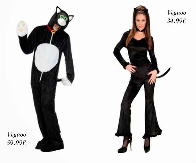 Disfraz gato de Vegaoo