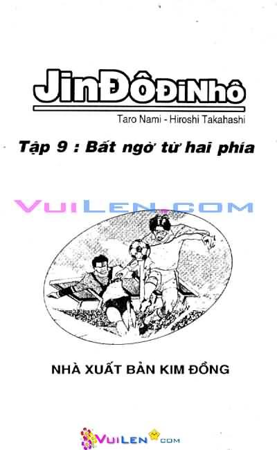 Jindodinho - Đường Dẫn Đến Khung Thành III  Tập 9 page 1 Congtruyen24h