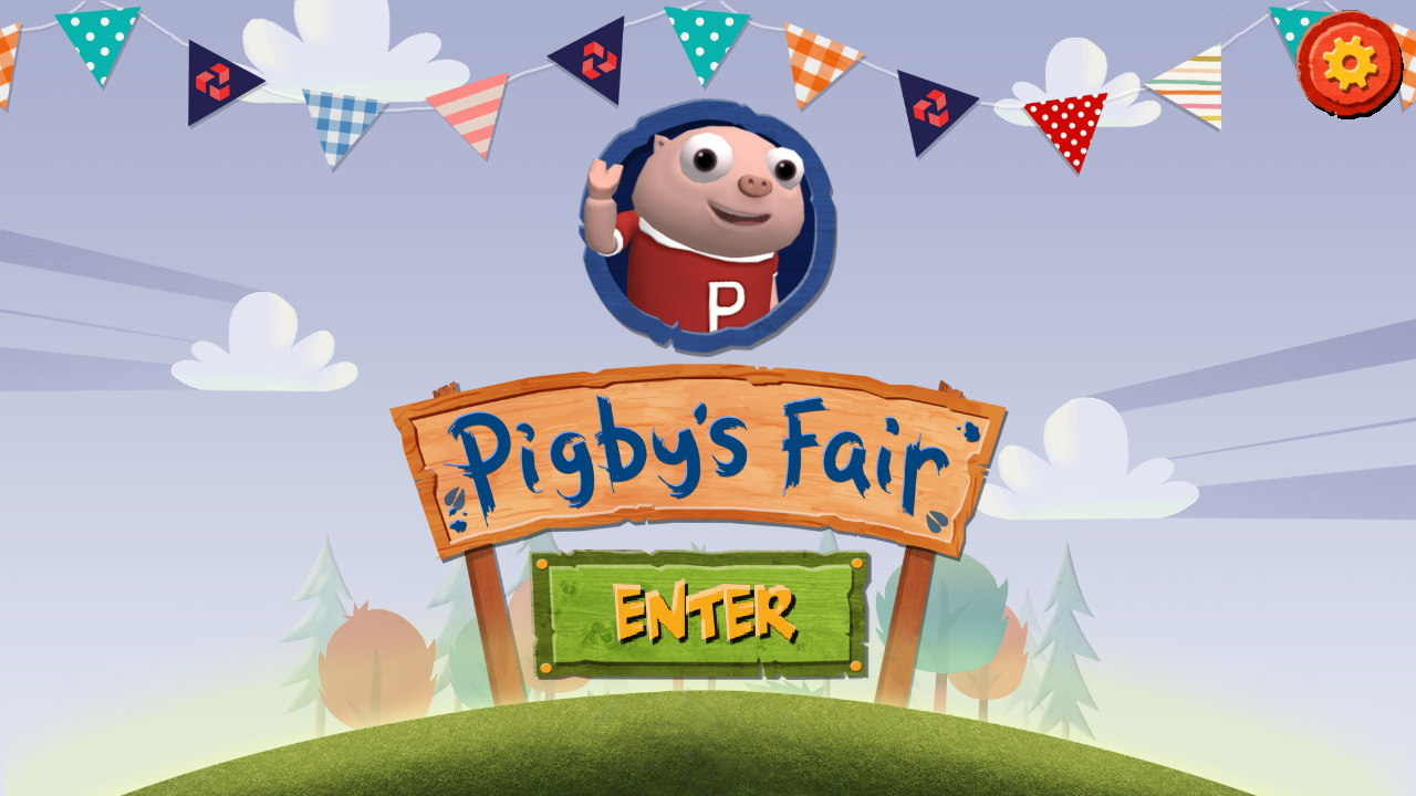NatWest Pigby's Fair app, how to teach a child to save up, concept of money