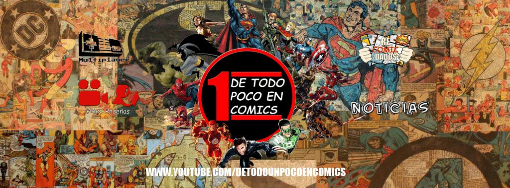 De Todo 1 Poco en Comics