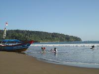 Wisata Pangandaran Jawa Barat