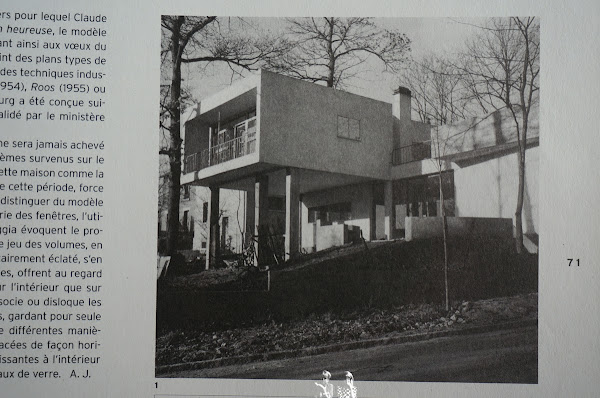 Le chesnay maison hammelburg claude parent for Claude vasconi architecte