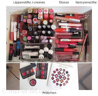 [TAG] Alle meine Lippenstifte