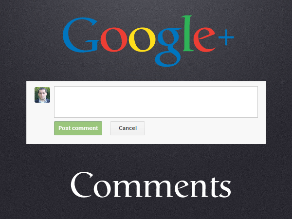 Thủ thuật Code Chèn comment G+ vào Blogspot