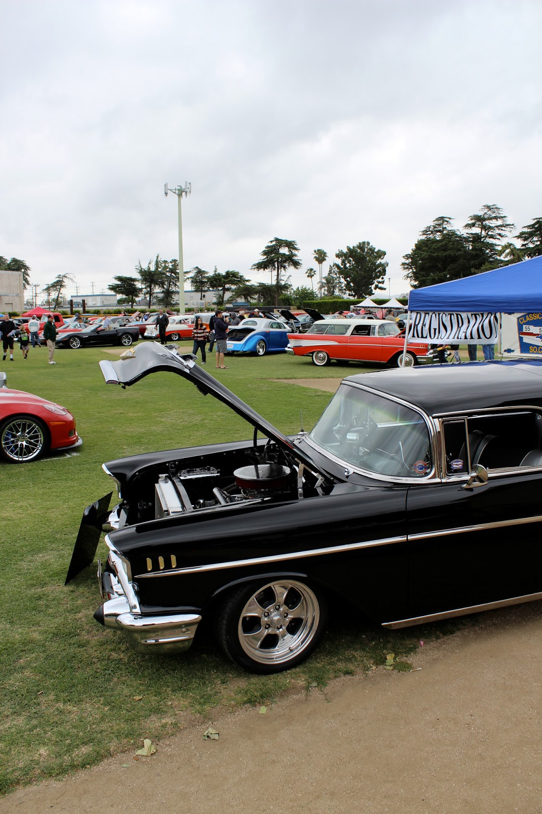 Covering Classic Cars : Classic Chevys of Southern California\'s ...