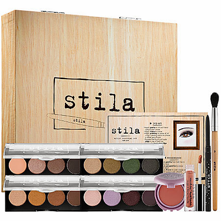 STILA Artist Essential Set for holiday 2013 makeup collection