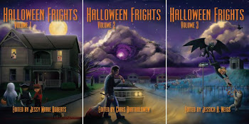 Halloween Frights Vol 3