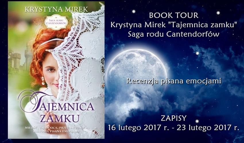 """BOOK TOUR """"Tajemnica zamku"""""""