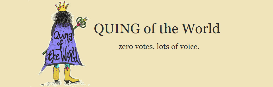 QUING of the World