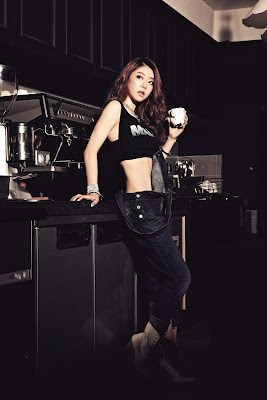Girl's Day Hyeri Sojin Yura Minah Female President Concept Photos