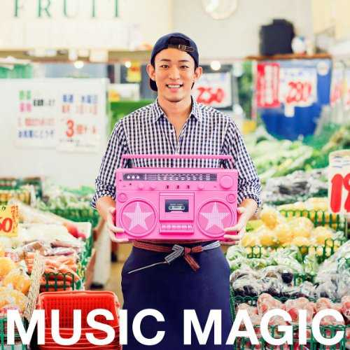 [Single] ファンキー加藤 – MUSIC MAGIC (2015.10.28/MP3/RAR)