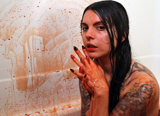 blood bath image