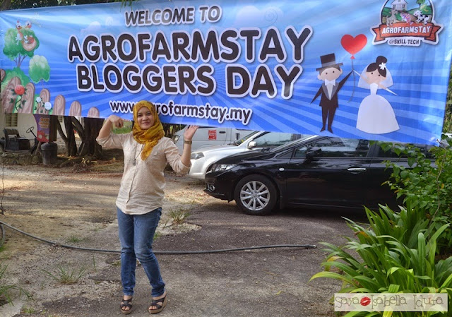 Bercuti di Agrofarmstay