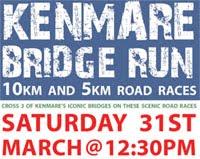 Kenmare 5k & 10k...Sat 31st March 2018