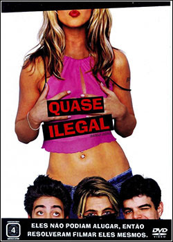 Download - Quase Ilegal DVDRip - AVI - Dublado