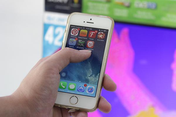 Hướng dẫn sử dụng iPhone điều khiển Smart tivi LG